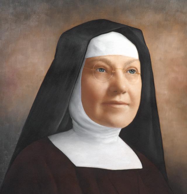 Sister Domitilla DuRocher