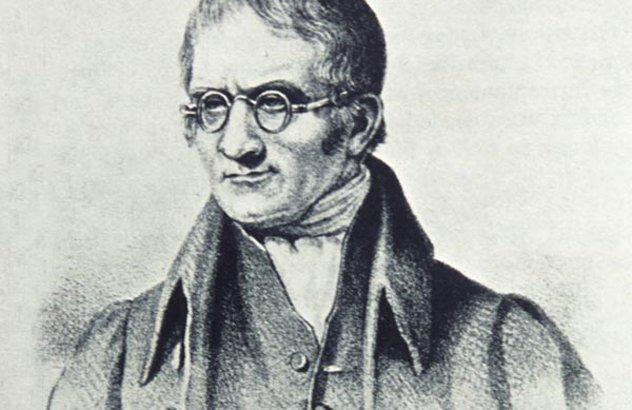 john dalton Dalton fue un naturista, matemático y meteorólogo inglés nació en el seno de una familia cuáquera y destaco desde muy joven en el mundo de las matemáticas.
