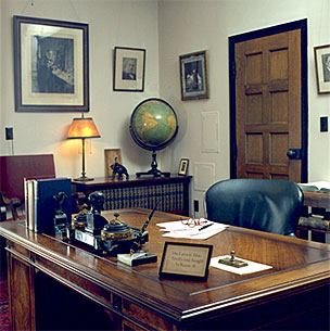 Dr. Will Mayo's office