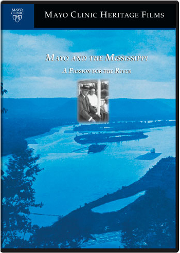 Mayo and the Mississippi: A Passion for the River