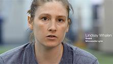 Lindsay Whalen - WNBA Champion