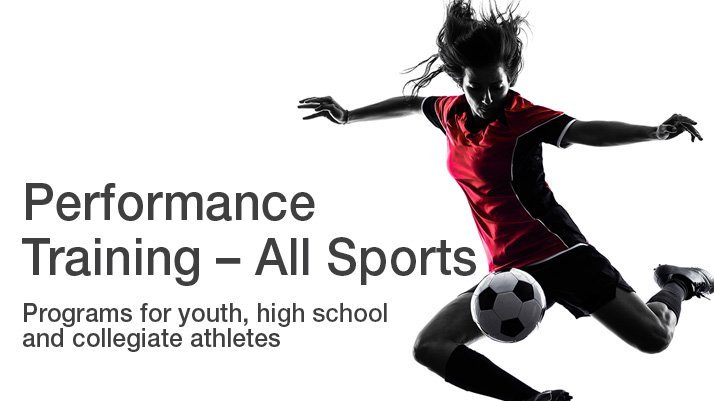 Performance Training - All Sports