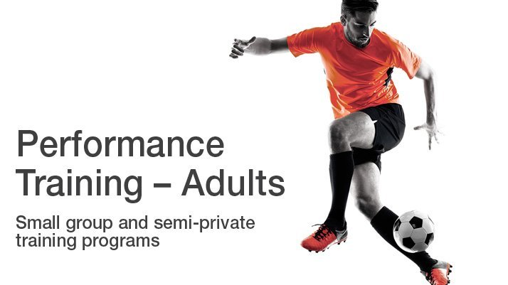 Adult Performance Training